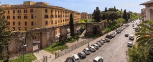 Urban Planning projects in Rome