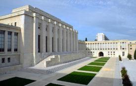 Palace of Nations Geneva