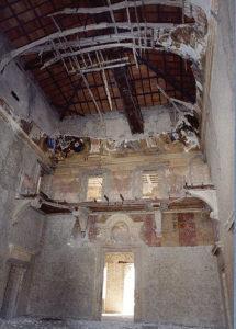 interno villa sarsina