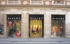 facciata negozio