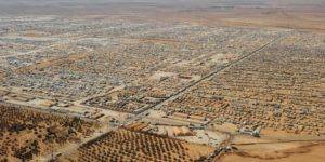 Power systems in Refugee Camps Jordan