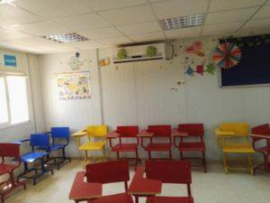 Electrical Engineering for Schools in Jordan Refugee camps